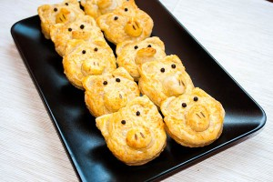 Little pigs pastries