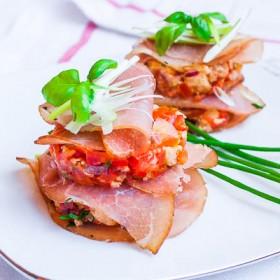 Panzanella sandwich